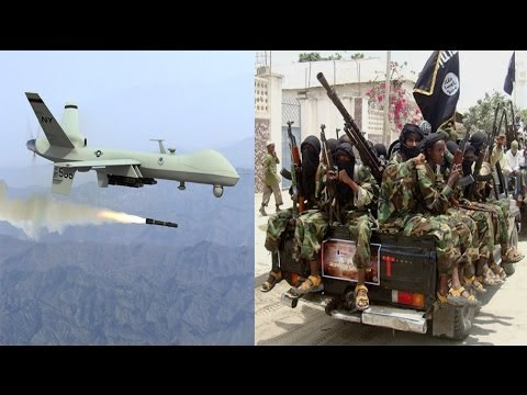 Drone attack kills two al Shabaab militants in Somalia