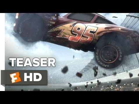 Cars 3 Official Trailer - Teaser (2017) - Disney Pixar Movie thumbnail