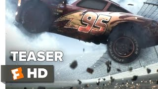 Cars 3 Official Trailer - Teaser (2017) - Disney Pixar Movie