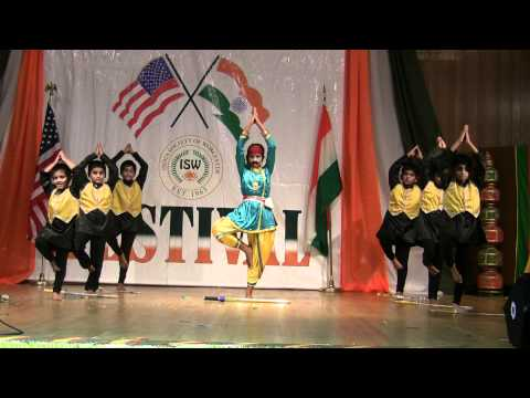 Chatrapathi Shivaji Dance by Amudhasri  dance school