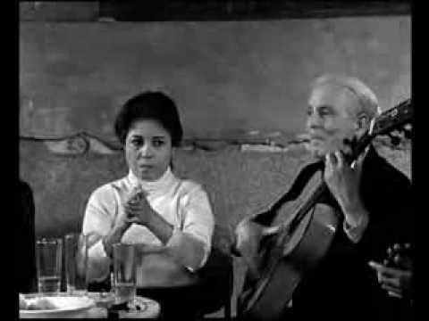 Bernarda de Utrera y Diego del Gastor por Bulerias