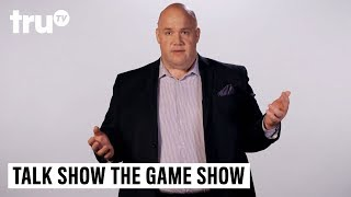 Talk Show the Game Show - A Message From Our Host   truTV
