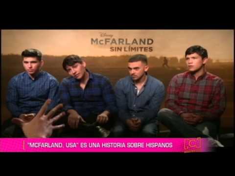 """""""McFarland USA"""" Se Presentará Este Fin De Semana En Las Principales Salas De Cine"""