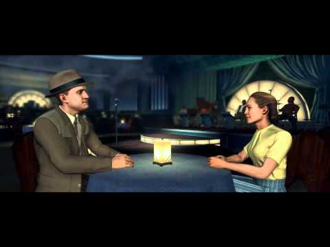 LA Noire - Vice Desk Case 3 - 5 Star - Manifest Destiny - Part 1