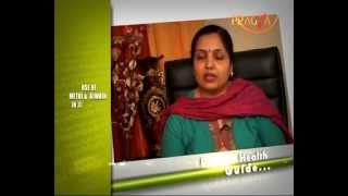 Use of Methi & Ajwain in Joints Pain- Dr. Vibha Sharma- Ayurvedic Expert- Health quotes on Pragya TV