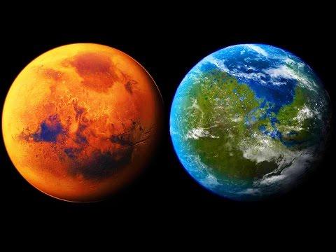 Cómo terraformar Marte