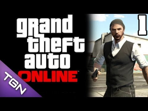 Grand Theft Auto Online Let's Play Thai - 01 - มาปุ๊ปโดนปั๊ป! by Lung P , Jerry