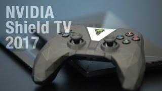 Nvidia Shield TV (2017) Hands-On (deutsch): 4K-HDR-Gaming-Streaming-Set-Top-Box angeschaut - GIGA.DE