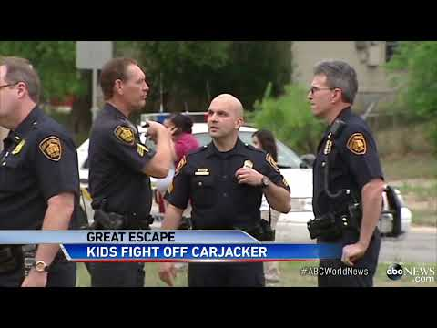 Three Little Boys Escape Car Jacking and Are Back With Their Family