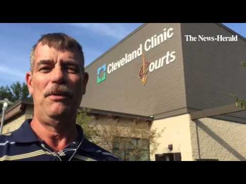 The News-Herald and Morning Journal reporter David Glasier reports on Cavs' Media Day Sept. 28, at C