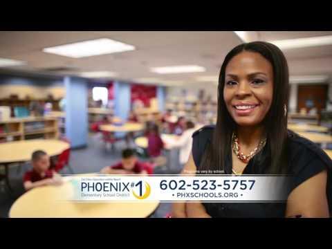 Phoenix Elementary School District #1: Univision Television Ad (English)
