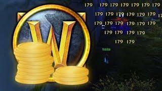 Vanilla WoW Dire Maul Farm (Lasher/Elite Satyr's)(40-50g/hr)
