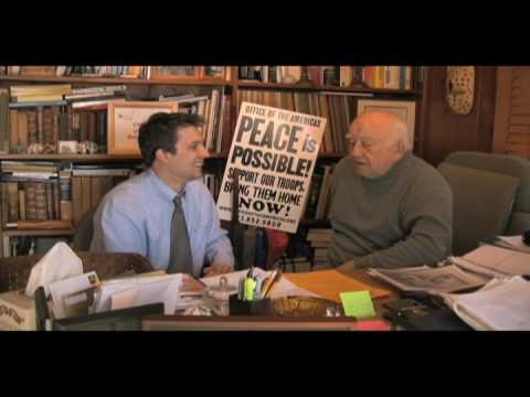Renegade Reporting: Ed Asner discusses career, burgers, peace, and a movie for Obama to watch!