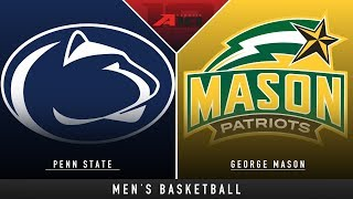 Penn State vs George Mason Hype Video | Stadium