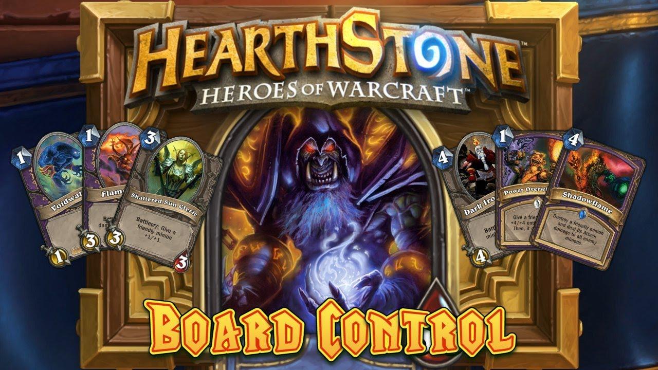 best warlock deck