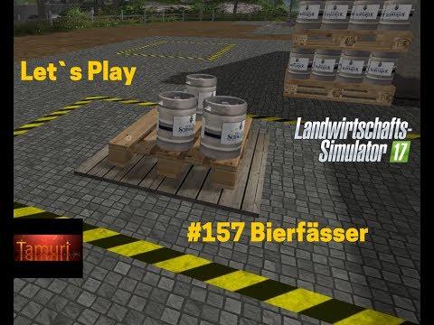 LS17 Winterberg Tiere und mehr Let`s Play #157 Bierfässer