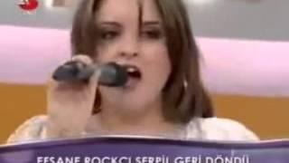 Rockçı Serpil | 4. Performans (DEST-İ İZDİVAÇ)