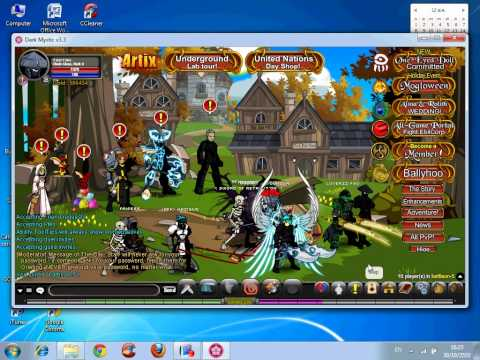 โปร aq Hack Gold & Exp Map Ice 100%