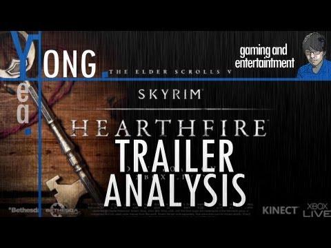 Skyrim: Hearthfire - Trailer Analysis