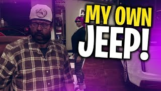 BUYING MY OWN JEEP!! I GET INTO A FIGHT?!   GTA V RP Ep.2 - TimTheTatMan
