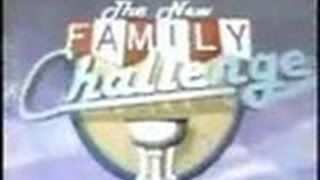 The New Family Challenge Audience Participation Day!