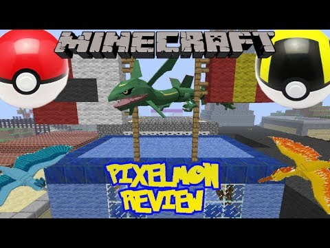 MINECRAFT 1.6.4 - POKEMON ¡ Pixelmon Mod 2.5.7 Crafteos. Fosiles TUTORIAL ¡ - REVIEW - En Español.