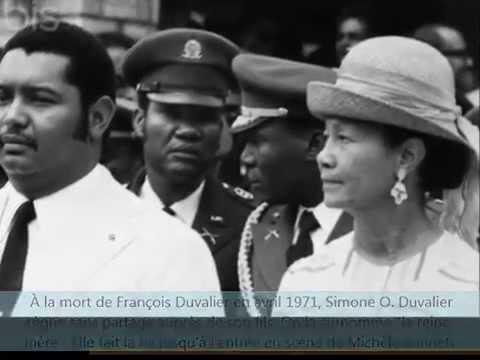 "Simon Ovide Duvalier ""Mama Doc"""