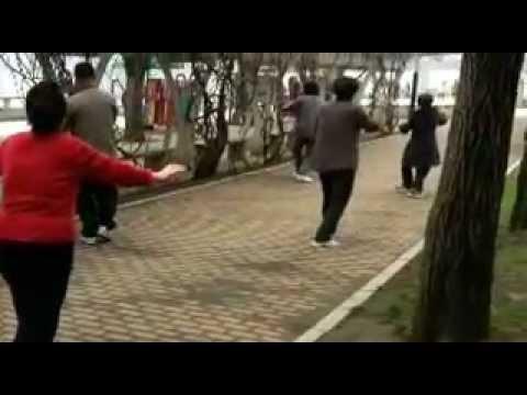 Tai Chi  China border North Korea