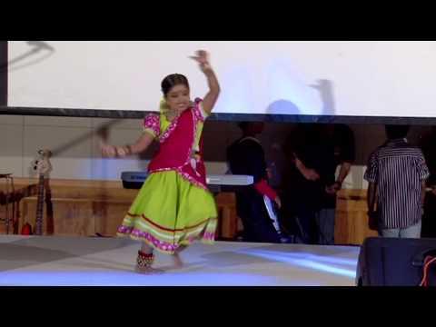 Folk Dance - Aysha Hadia @ Taj Palace Dubai