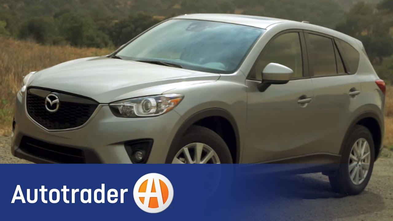 2014 Mazda Cx 5 Suv New Car Review Autotrader Com Youtube
