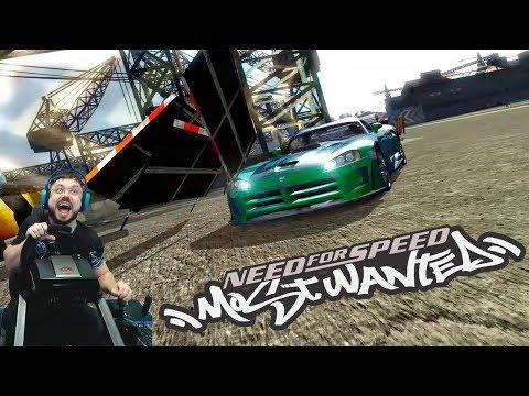 Заруба с Ростиком на Aston Martin - №3 в чёрном списке Need for Speed Most Wanted