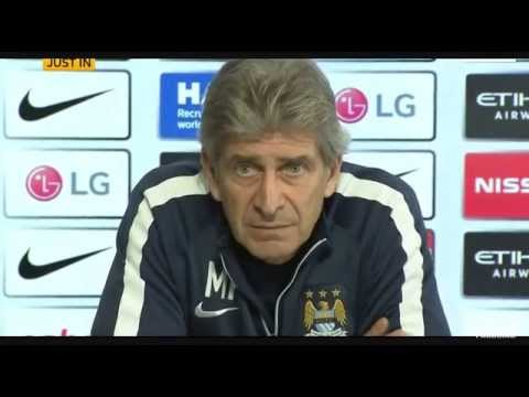 manuel pellegrini has shrugged of comments made by jose mourinho