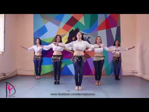 فتيات يرقصون شرقي رووووووووعه❤❤❤❤ thumbnail