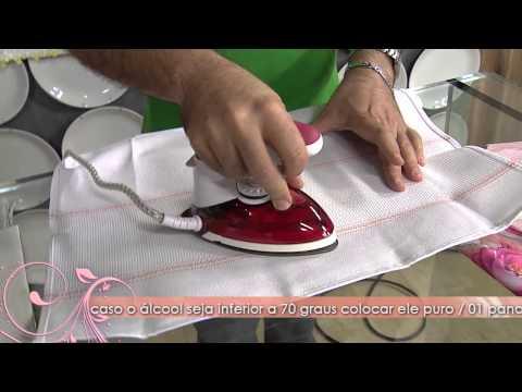 Aprenda a técnica do adesivo termocolante!