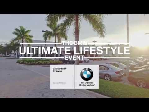 Summer Sales Event at Germain BMW of Naples