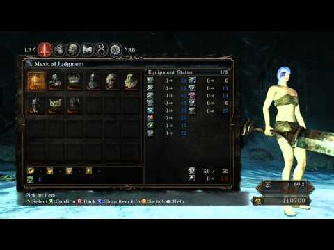 Dark Souls 2: Hard-Hitting Buff Build (Flynn's Ring & Red Iron Twinblade)