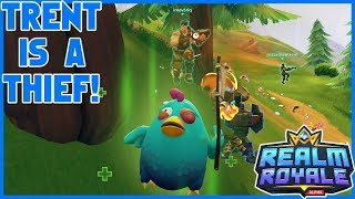 Trent Is a Thief! - Realm Royale