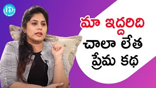 Actress Sunaina Shares Her Love Story - Actress Sunaina | Dil Se With Anjali | iDream Telugu Movies