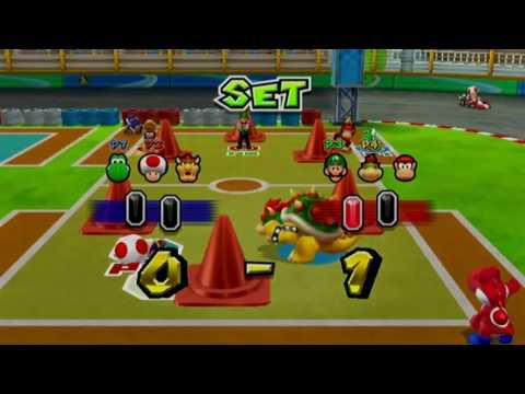 Mario Sports Mix: Part 03 (4-Player)