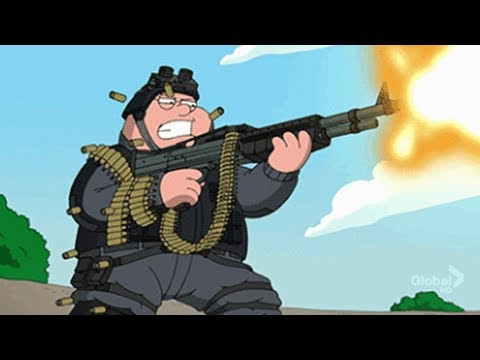 Peter Griffin Trolling In Call Of Duty video