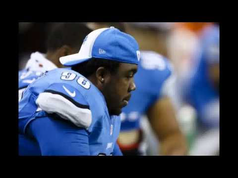 Detroit Lions' Nick Fairley Hired Personal Chef After Demotion