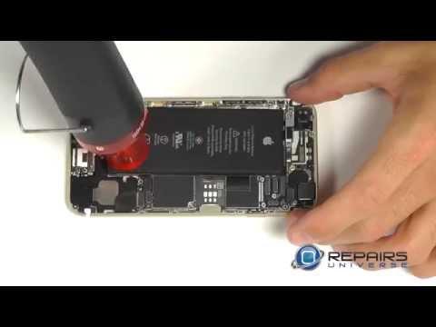 iPhone 6 Take Apart Repair Guide - RepairsUniverse