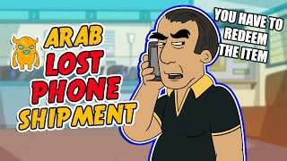 Arab Lost Phone