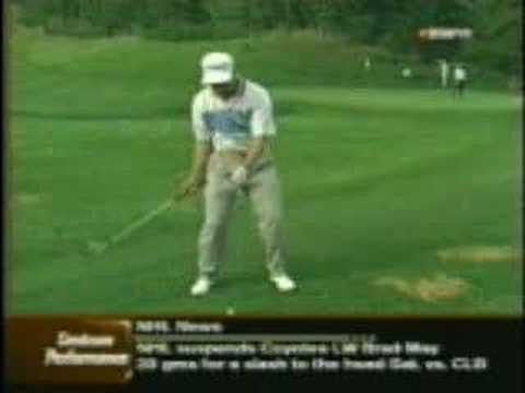 If you ever needed a technical golf lesson, this is the one for you
