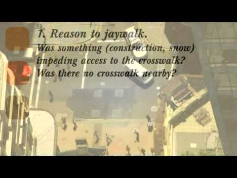 Holwel – Auto Vs Pedestrian