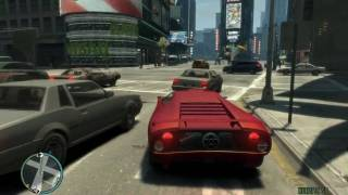 GTA IV - PC Maximum Settings [HD Enabled]
