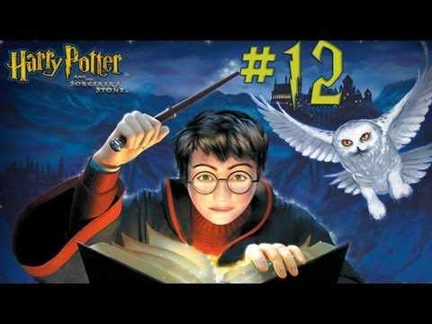 Harry Potter and the Sorcerer's Stone - Walkthrough - Part 12 (PC) [HD]