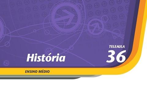 36 - A Revolução Industrial e as Revoluções Europeias - História - Ens. Médio - Telecurso