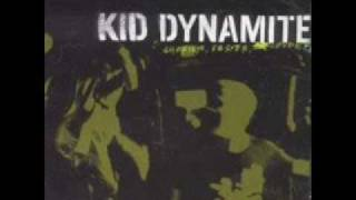 Watch Kid Dynamite Cheap Shot Youth Anthem video