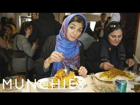 The Grand Bazaar: Munchies Guide To Tehran (Part 1/3)